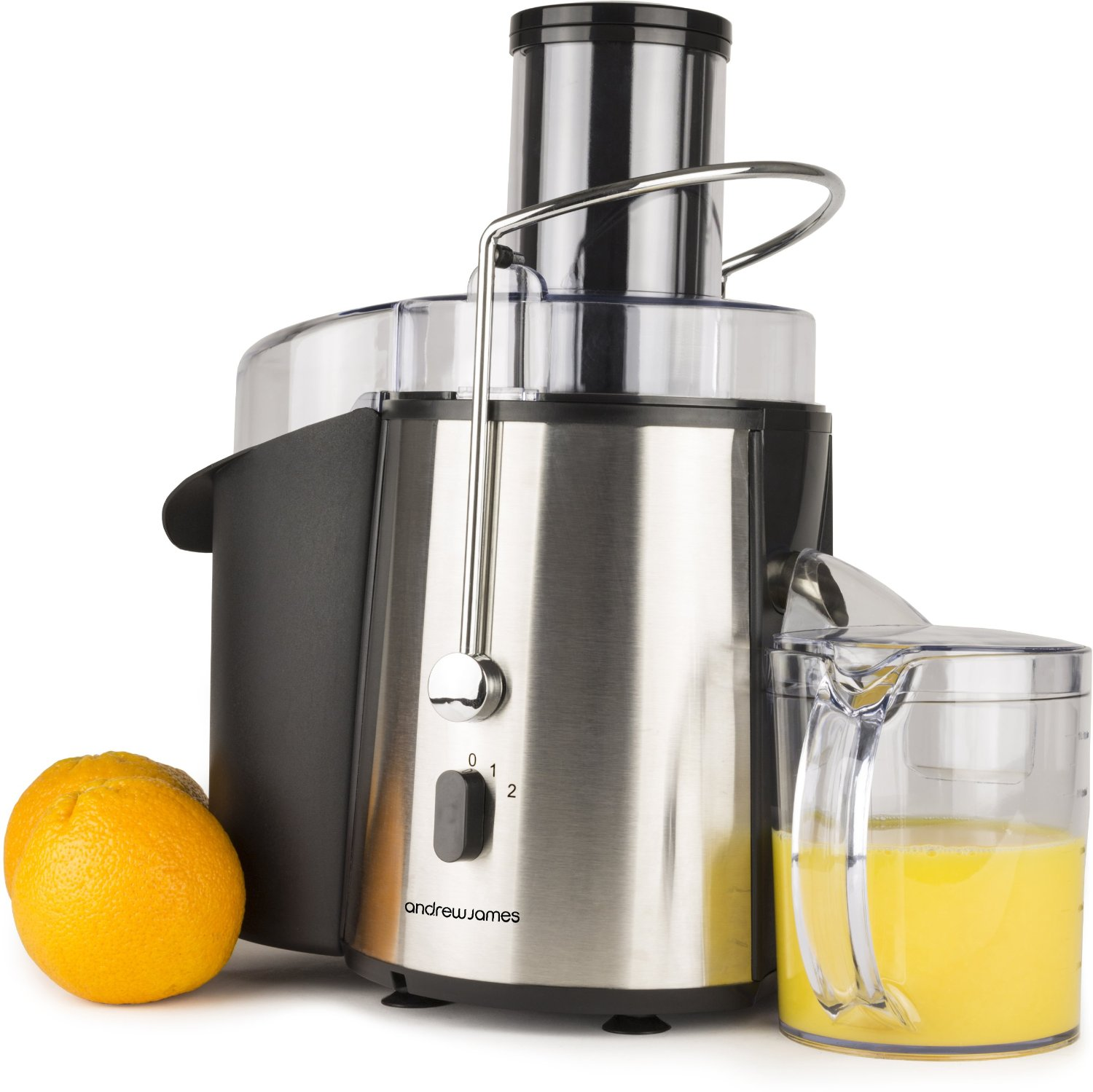 Andrew James Masticating Slow Juicer Review : Andrew James Professional Whole Fruit Power Juicer Review iFancy Shopping