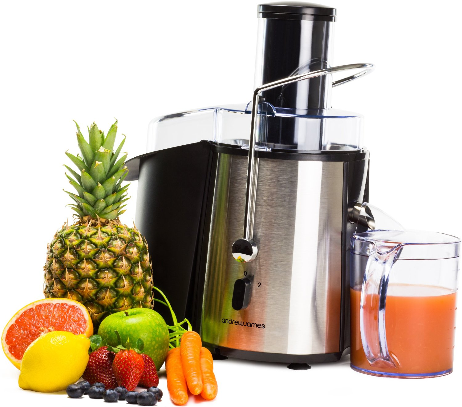 Andrew James Professional Fruit Power Juicer